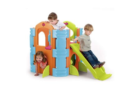 This is the image of Activity toddler's playhouse for kids