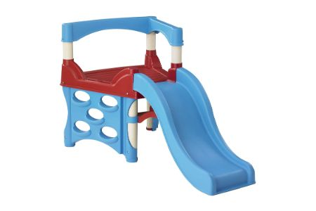 This is the image of American Plastic Toy Slide for Kids