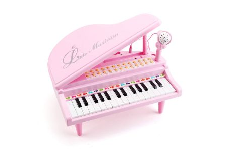 This is the image of Amy & Benton Toddler Piano