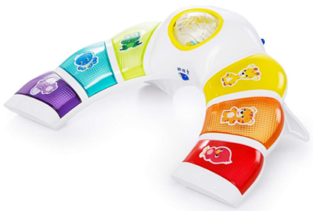 This is an image of kid's glow discover light bar in white color