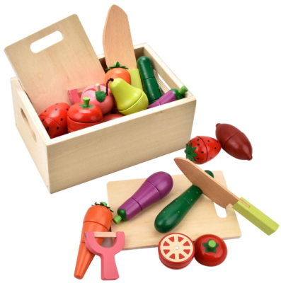 This is an image of girl's Food toys