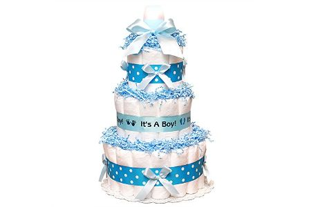 This is the image of CSM Diaper Cake