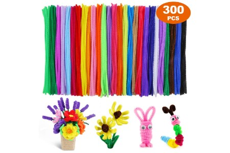 This is the image of Pipe cleaners for kids