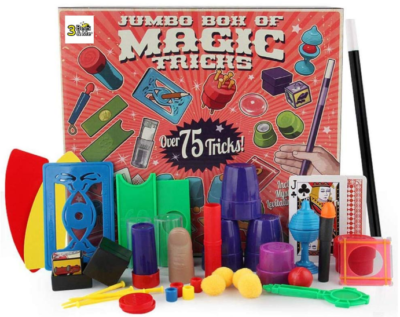 This is an image of kid's Magic kit set
