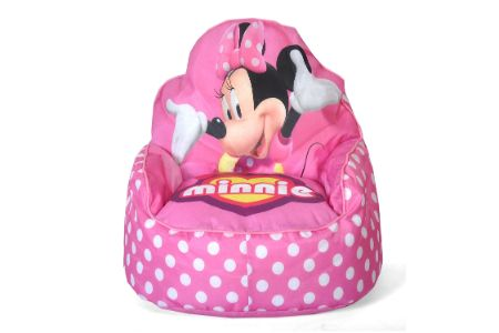 This is the image of Disney's Minnie Mouse Toddler Beanbag