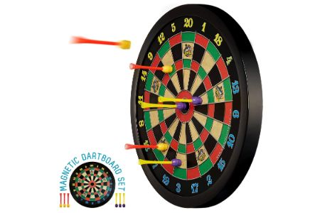 This is the image of Doinkit Magnetic Dart Board