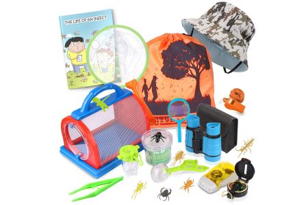 This is the image of ESSENSON Explorer Kit