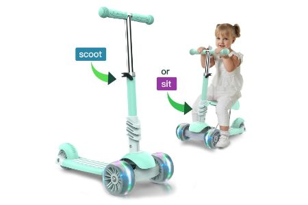 This is the image of FUTIN Scooter for Kids