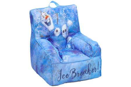 This is the image of Frozen's Nylon beanbag
