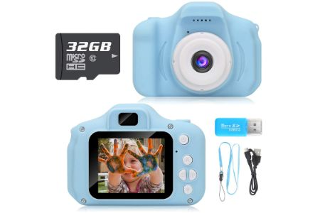 This is the image of Hachi Kids Camera