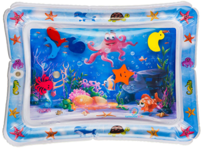 This is an image of kid's water mat
