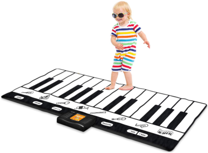 This is an image of kid's keyboard playmat