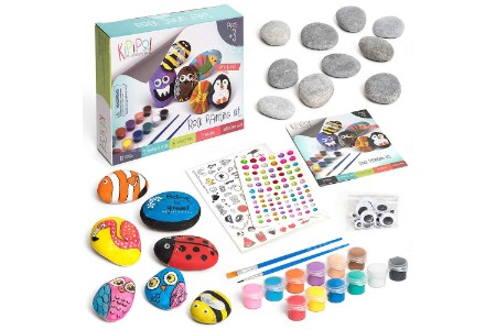 This is the image of KipiPol Rock Painting Kit