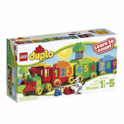 This is an image of a LEGO DUPLO building set.