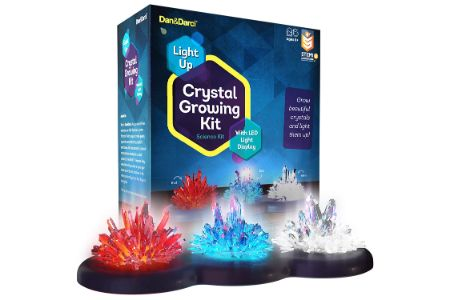 This is the image of Crystal Glowing Kit for Kids