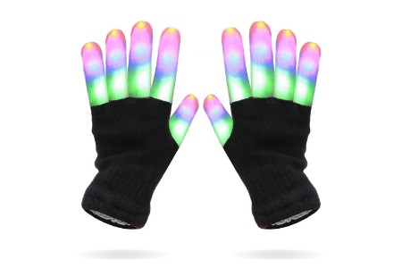 This is the image of Luwint LED Gloves