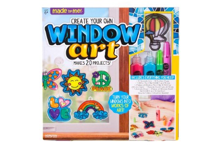 This is the image of Window Art For Kids