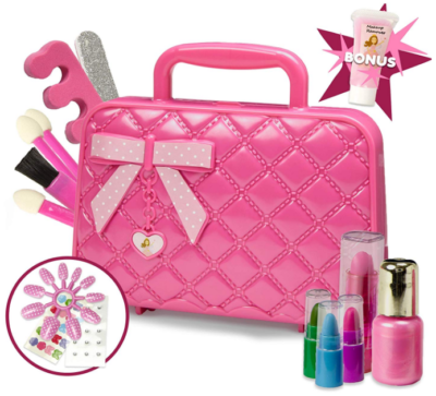 This is an image of kid's makeup kit