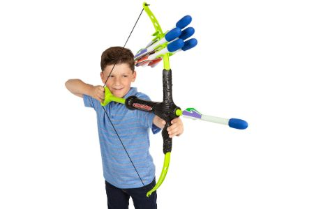 This is the image of Marky Sparky Archery Set