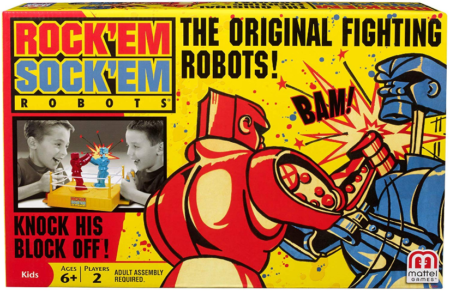 This is an image of kid's Em Robots game