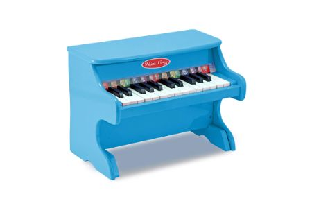 This is the image of Melissa & Doug Color Coded Piano