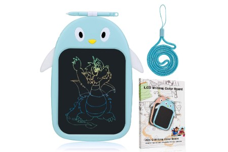 This is image of Mini Q Colorful Doodle Board