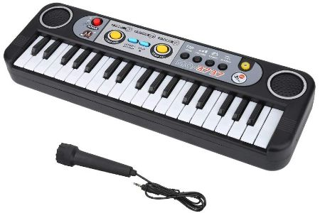 This is the image of PicassoTiles Kids Electric Piano