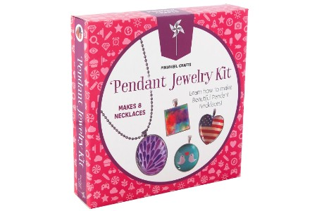This is the image of Pinwheel Jewelry Kit