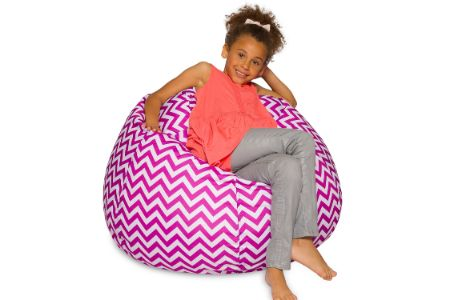 This is the image of Posh beanbag for kids