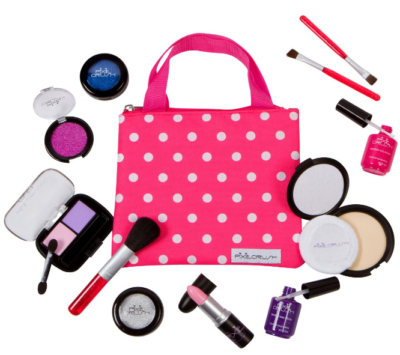 This is an image of girl's pretend Makeup kit