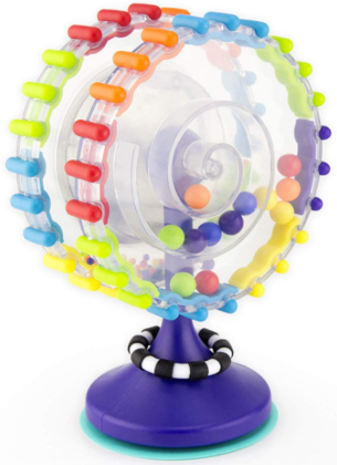 This is an image of kid's wheel STEM in colorful colors