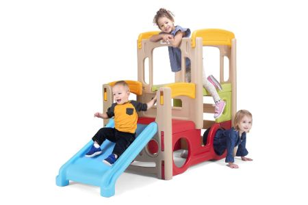 This is the image of Simplay3 Young Explorer Playset