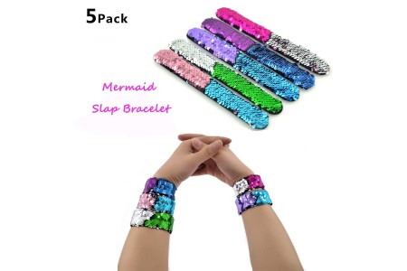 This is the image of JACHAM Slap Bracelets