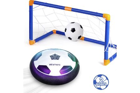 This is the image of WisToyz Soccer Set