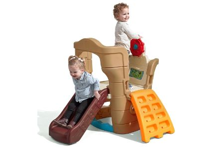 This is the image of Step2 Pirate Climber Playset