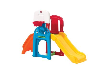 This is the image of Step2 slide with sports extensions