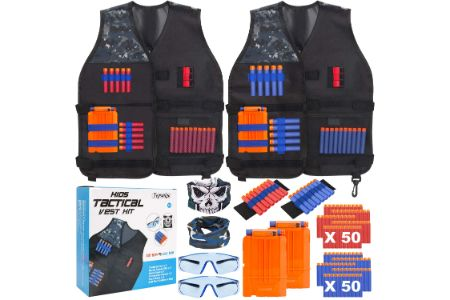 This is the image of Tactical Vest for Kids
