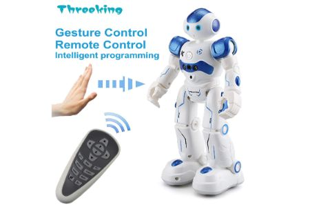 This is the image of Threeking Smart Robot