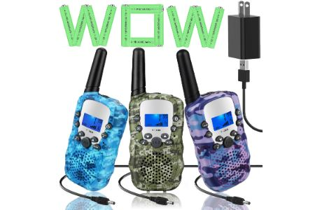 This is the image of Topsung Walkie Talkies