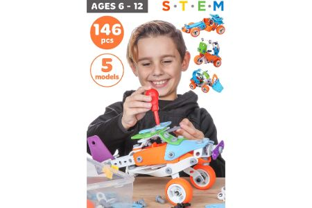 This is the image of STEM Engineering Kit for Boys