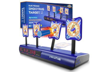 This is the image of Electronic Shooting Target for Boys
