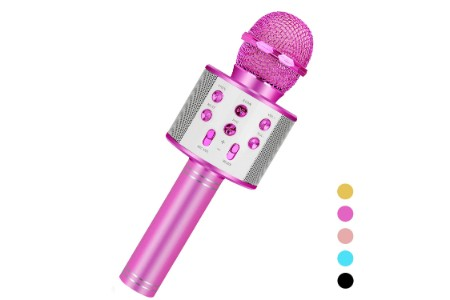 This is image of Niskite Karaoke Microphone