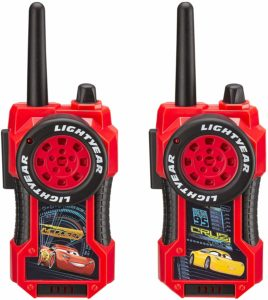 disney pixar walkie talkies