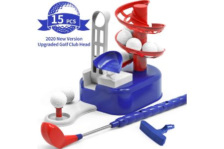This is the image of iPlay iLearn Golf Set