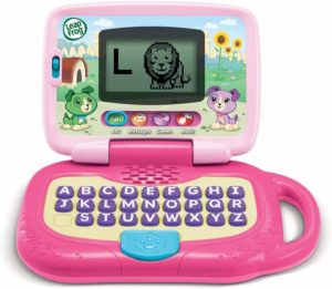 pink kiddies computer