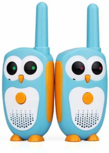 the owl shaped walkie talkies
