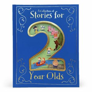 book of 2 year old stories