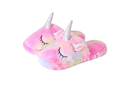 This is the image of Anddyam Unicorn Slippers