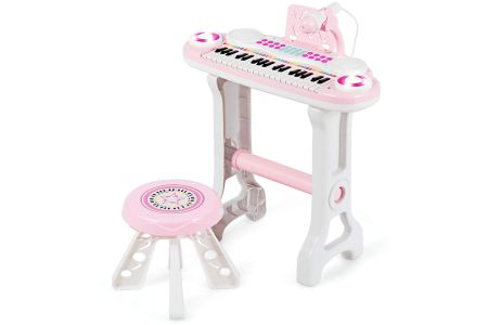 This is the image of Costzon Toy Keyboard
