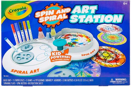 This is the image of Crayola Art Station